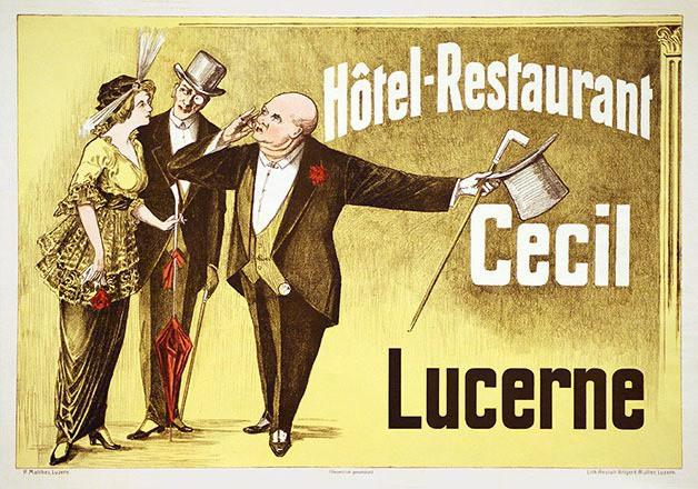 Matthes P. - Hôtel-Restaurant Cecil