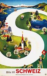 Leupin Herbert - Bila till Schweiz