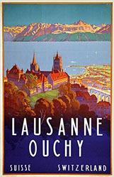 Müller Johann Emil  - Lausanne Ouchy