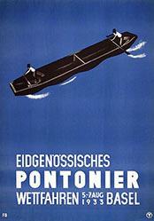 Bühler Fritz - Eidgenössisches Pontonier