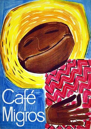 Glaser Jules - Café Migros