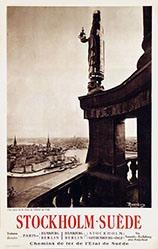 Rosenberg Carl Gustaf (Photo) - Stockholm - Suède