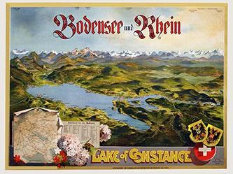 Zimmermann Maurice - Bodensee und Rhein