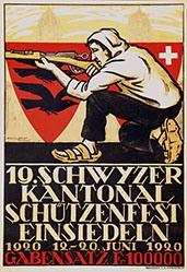 Zehnder Meinrad - 19. Schwyzer