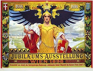 Schram Alois Hans - Jubiläums-Austellung