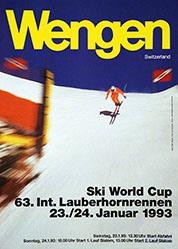 Marti Ueli - 63. Int. Lauberhornrennen