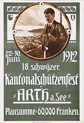 Anonym - 18. Schwyzer Kantonal-Schützenfest
