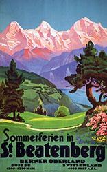 Anonym - Sommerferien in St. Beatenberg
