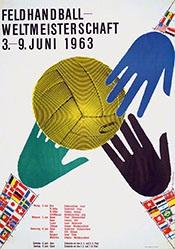Weiskönig Werner - Feldhandball-Weltmeisterschaft