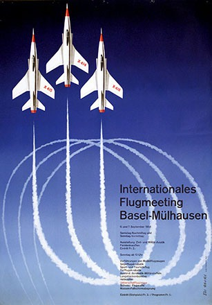 Hauri Edi - Internationales Flugmeeting