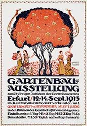 Albrecht - Gartenbau-Ausstellung