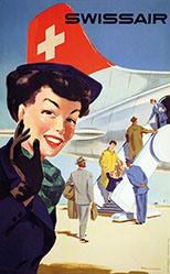 Looser Hans - Swissair