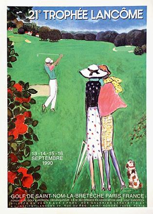 Cassigneul Jean-Pierre  - Golf