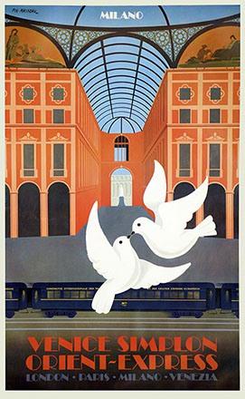 Fix-Masseau Pierre - Venice Simplon Orient-Express