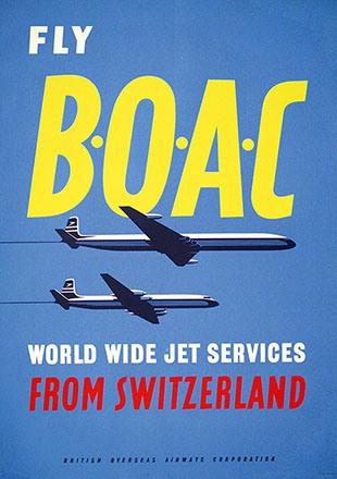 Anonym - Fly BOAC