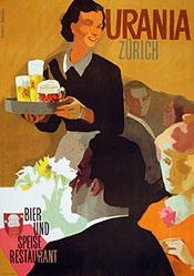 Koella Alfred - Urania Zürich
