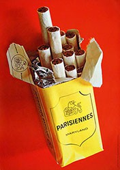 Lintas Werbeagentur - Parisiennes