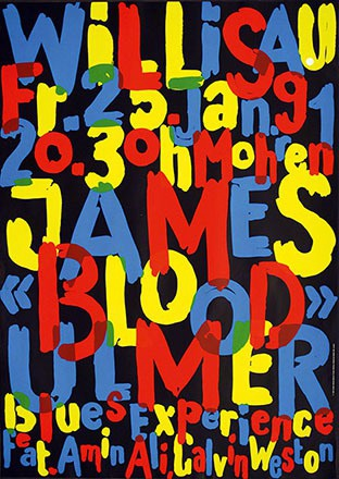 Troxler Niklaus - James Ulmer - Blood