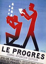 Colin Paul - Le Progrès
